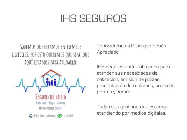 IHS SEGUROS